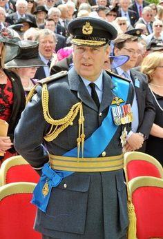 HRH the Duke of York