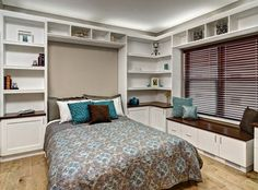 Murphy Bed Design Ideas, Pictures, Remodel, and Decor - page 5