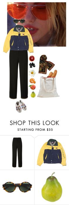 """""""youth is wasted on the young"""" by nina-ballarina on Polyvore featuring Chanel, NIKE, Yves Saint Laurent, Nearly Natural and adidas"""