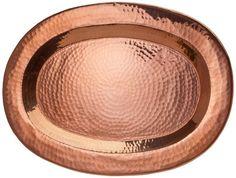 Sertodo Thessaly Platter, 16 inch x 11 inch Oval, Hammered Copper Sertodo Copper http://www.amazon.com/dp/B0081ETWHO/ref=cm_sw_r_pi_dp_86.iwb1YHSCFA