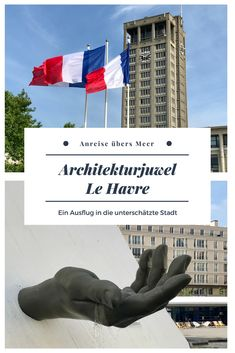 Architekturjuwel Le Havre #frankreich #normandie #reise #architektur