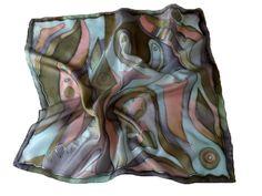 Scarves, Silk