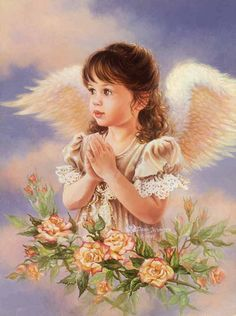 Angel Diamond Painting Kits with every kind of Angel imaginable. Guardian angels as well as child angels. All beautiful and ready to be dazzled in these d Angel Images, Angel Pictures, Angel Prayers, I Believe In Angels, Ange Demon, Angels Among Us, Angels In Heaven, Diamond Art, 5d Diamond Painting
