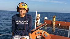 Hokulea — Crew Blog | Naʻalehu Anthony: Adjusting the Sails - Hokulea