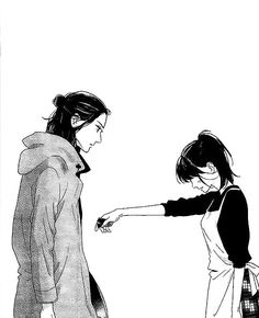 tsubaki chou lonely planet Manhwa, Manga Anime, Anime Art, Daytime Shooting Star, Tsubaki Chou Lonely Planet, Planet Love, Hirunaka No Ryuusei, Dark Drawings, Avatar