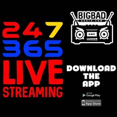 Make sure you're catching all the shows on Big Bad Radio home of the Stay Talking Ish radio show.  Download the FREE BigBadRadio app to catch tonight's LIVE broadcasts on the #BuildAndDestroy radio show from 6-8pm EST & @inthedivaden from 8-10pm EST & Don't forget you can replay them anytime in the #ondemand section of our app or in the iTunes podcast app.  #oldschoolhiphop #trapsoul #monday #goodmusic #music #realhiphop #philly #radio #hiphop #underground #phillysupportphilly #thedivaden…
