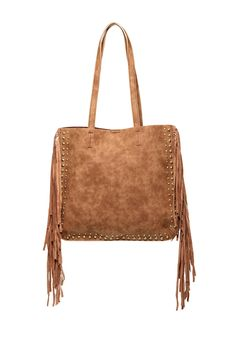 - Rousseau Vegan Leather Fringe Tote at Nordstrom Rack. Free Shipping on orders over $100. Sponsored by Nordstrom Rack.