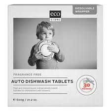 Dishwasher Tablets from ecostore for clean, sparkling dishes. Our cleaning products are more eco friendly without harmful chemicals. Eco Store, Dishwasher Tablets, Fragrance, Children, Free, Young Children, Boys, Kids, Perfume