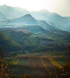 Mountainous Artsakh!
