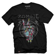 Zombie Freedom Fighters Men's Vintage T Shirt