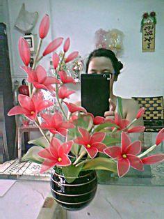 Hoa Voan handmade | Hoa giả, hoa đất sét