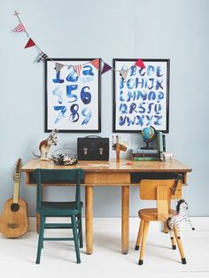 Paper Goods still life photo shoot by Sycamore Co. Photo: Chaunte Vaughn Styling: Meta Coleman Producer and Art Director: Eva Jorgensen of Sycamore Co. Childrens Room Decor, Kids Decor, Home Decor, Deco Kids, Kid Desk, Kids Room Design, Kids Corner, Fashion Room, Kid Spaces