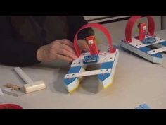 Play To Learn Science - Boat With Air Propeller /Catamaran - YouTube