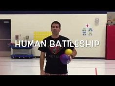 TeachPhysEd - Human Battleship - YouTube