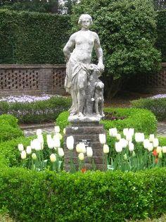 manteo - Elizabethean gardens