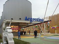 Expo 2015 - Argentina