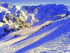 Oukaimeden Morocco - ski resort