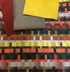 It's a #digital world - Even our fabric knows it! #FabricsWeLove #IntegraFabrics
