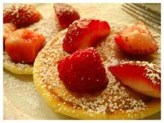 Moje Wypieki | Delikatne cytrynowe placuszki z mascarpone Cheesecake, Mascarpone, Cheese Cakes, Cheesecakes