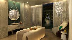 Waldorf Astoria Ras Al Khaimah Hotel, UAE - Spa Treatment Room