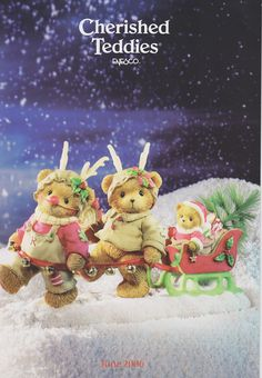 Cherished Teddies Christmas WANT