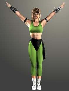 Sonya Blade Original Costume
