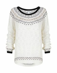 Jersey jacquard Y Image, Sweaters, Fashion, White People, La Mode, Pullover, Fashion Illustrations, Fashion Models, Shirts