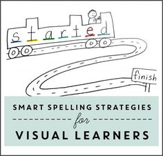 Smart Spelling Strategies for Visual Learners