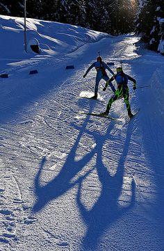 Biathlon, Seefeld, Austria (January 2012)   IOC