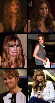 Why we really love Jen<< yeah. But seriously how does she make these faces Jennifer Lawrence Funny, Jenifer Lawrence, Zooey Deschanel, Iconic Women, Hunger Games, Celebrity Crush, American Actress, Actors & Actresses, Beautiful People
