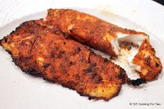 The Best Grilled Blackened Tilapia