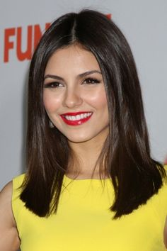 Victoria Justice #beauty #makeup #celebrity