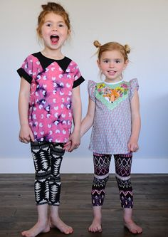 LOVE this etsy shop, Supayana. Made in Canada and U.S. Adorable clothes for kids and ladies