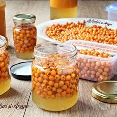 Cum prepari cătină cu miere la borcan. Beneficii și contraindicații - Lecturi si Arome Conservation, Beans, Vegetables, Health, Food, Medicine, Canning, Health Care, Essen