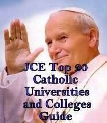 SHARE Faithful Top 20 Catholic Universities and Colleges in North America http://jceworld.blogspot.ca/2014/07/top-20-catholic-universities-and.html