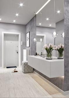 Modern Home Decor To Copy Today ? 46 Modern Home Decor To Copy Today ? 46 Modern Home Decor To Copy Today Home Decor Kitchen, Home Decor Accessories, Modern House, Home Decor, House Interior, Bathroom Interior, Beautiful Modern Homes, Modern Decor, Modern Decor Accessories