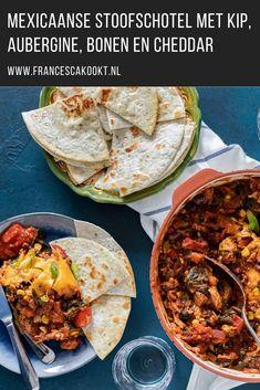 Tex Mex, Cheddar, Food Buffet, Healthy Food, Healthy Recipes, Dinner Ideas, Tacos, Mexican, Baking