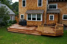 small deck ideas for mobile homes.Just because you have a tiny backyard doesn't suggest you can't have a stylish deck.