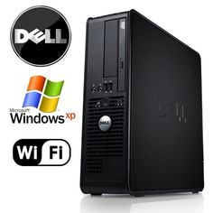 Dell Optiplex 760-320GB Hard Drive with Windows XP Professional Loaded