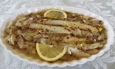 Kuskonmaz Mezesi / Asparagus Mezze