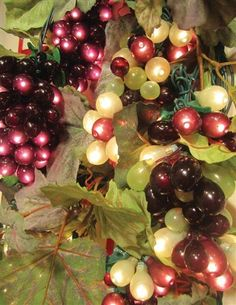 VINEYARD VARIETY LIGHT GARLAND @ Victorian Trading