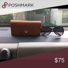 Tory Burch Sunglasses Like new! No scratches! No trade! Tory Burch Accessories Sunglasses