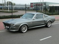 1976 Shelby Mustang GT500
