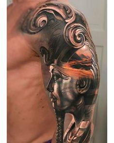Descubre nuevos y fascinantes tatuajes en www.mundotatuajes.info (Link de la bio)