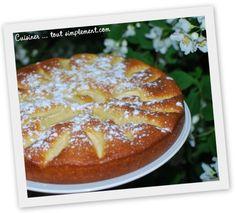 Cuisinertoutsimplement.com Gâteau mascarpone pommes
