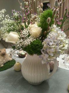 My flower arrangement for Easter