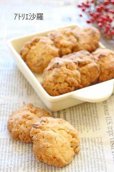 超簡単♪グラノーラdeカントリークッキー(cookpad)