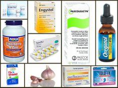 Influenza Alternatives: Engystol, Oscillio, Pascoleucyn, Flu Shield, Cold-fX, Gripp-Heel, Oil of Oregano and more