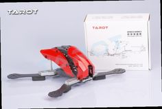 51.59$  Buy here - http://ali2uw.worldwells.pw/go.php?t=32584320752 - Tarot Robocat TL280c 280mm cabon Fiber Quadcopter Frame with Hood Cover for FPV F15864
