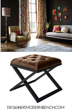 Use it as a Modern Office Bench! Use it as a Modern Living Room ...